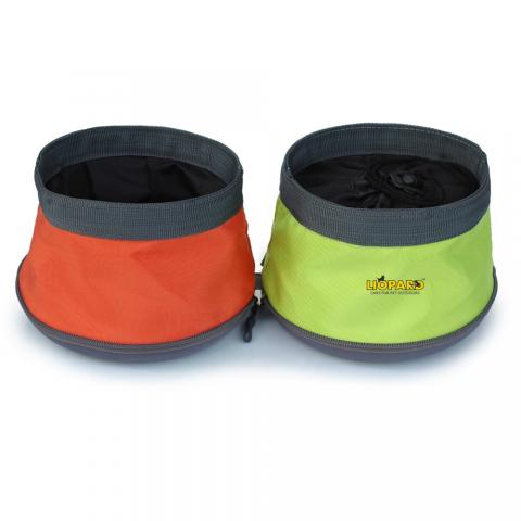 dog travel bowl set