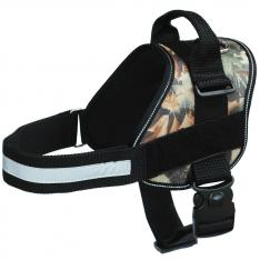 Camouflage heavy duty harness 迷彩胸背带
